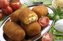 Arancina al Pomodoro e Mozzarella